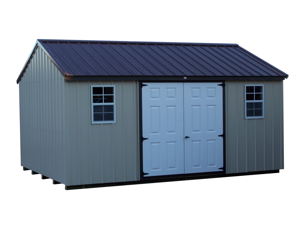 Metal Shed Roof Paint