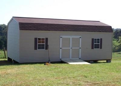 14 x 28 V-High Barn