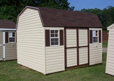 10 x 12 V-High Barn Shingle SPEC 3