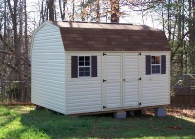 10 x 14 V-High Barn Shingle SPEC 6