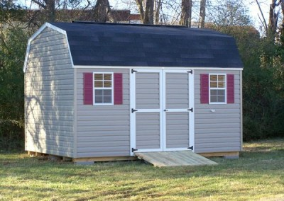 10 x 14 V-High Barn Shingle SPEC 4