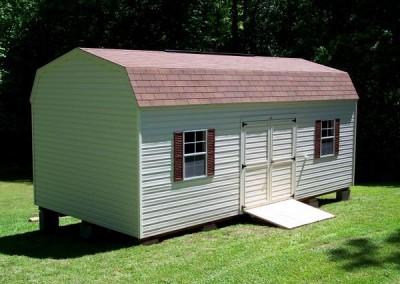 12 x 24 V-High Barn Shingle SPEC 4