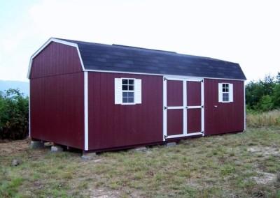 12 x 24 Painted High Barn