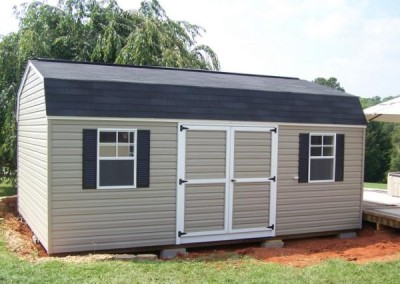 14 x 20 V-High Barn Shingle SPEC 2
