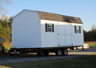 12 x 18 V-High Barn Shingle SPEC 2