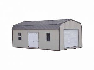 Metal High Barn Garage