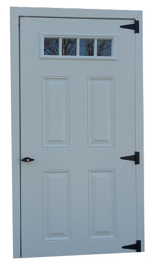 Door Fiber Transom 3 Foot