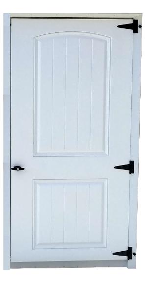 Door Fiber 2 Plank 3 Foot